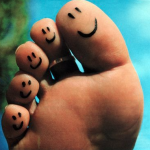 Ormskirk Pilates Blog Image Feet